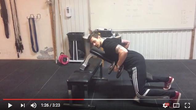 Rygtræning – 3 øvelser til sundere skuldre